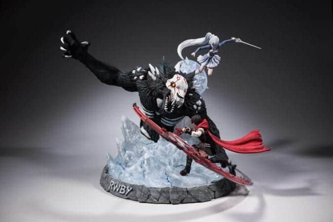 Rooster Teeth Reveals McFarlane Toys RWBY Statue at RTX Austin 2018 1