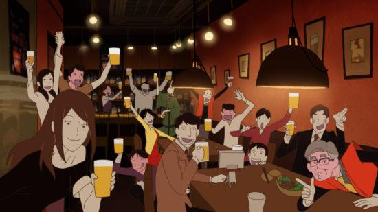Now Playing: Masaaki Yuasa's THE NIGHT IS SHORT, WALK ON GIRL 1