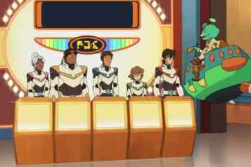 New Season of Voltron debuted on Netflix this past Friday. Watch a Family Feud style clip. 7