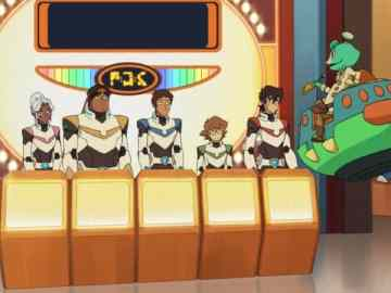 New Season of Voltron debuted on Netflix this past Friday. Watch a Family Feud style clip. 38