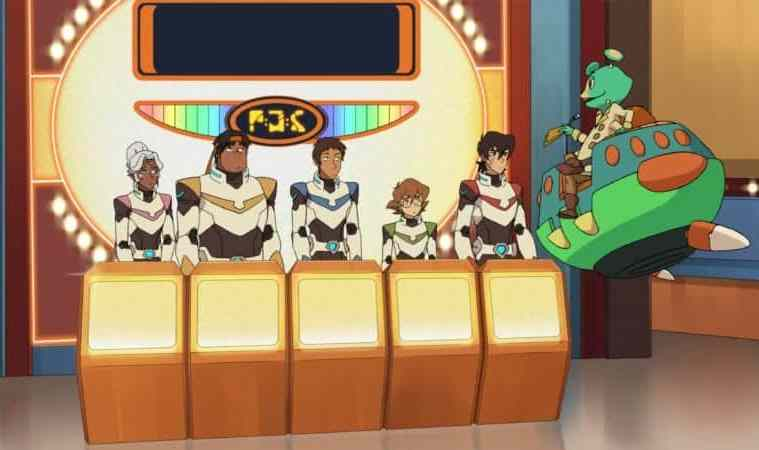 New Season of Voltron debuted on Netflix this past Friday. Watch a Family Feud style clip. 3