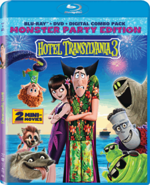 Home Video News Roundup: Hotel Transylvania 3, Blue Underground Fall 2018, Sorry to Bother You, Rodin 43