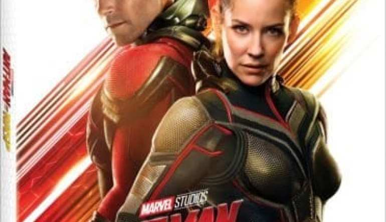 """ENTER TO WIN A BLU-RAY COPY OF """"ANT MAN AND THE WASP"""" 1"""
