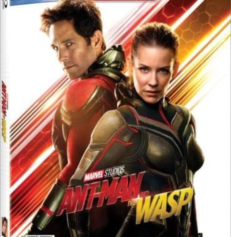 "ENTER TO WIN A BLU-RAY COPY OF ""ANT MAN AND THE WASP"""
