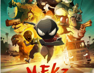MFKZ lands a voice cast! RZA is getting all up in your GKIDS anime. 28