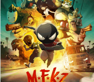 MFKZ lands a voice cast! RZA is getting all up in your GKIDS anime. 34
