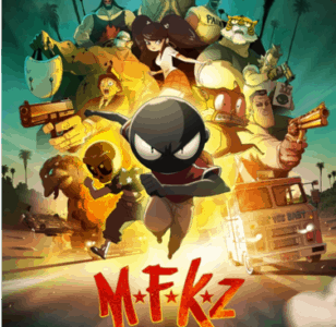 MFKZ lands a voice cast! RZA is getting all up in your GKIDS anime. 3