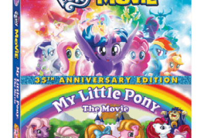 My Little Pony 35th Anniversary Edition Collection Arrives on Blu-ray 10/16 13