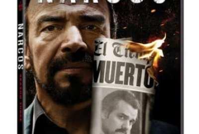 Narcos: Season 3 arrives on DVD 11/13 1