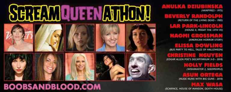 The BOOBS & BLOOD Festival is back - with all-women judges, a WOMEN IN HORROR panel & fundraising for Breast Cancer Charity 1