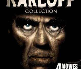BORIS KARLOFF COLLECTION 34