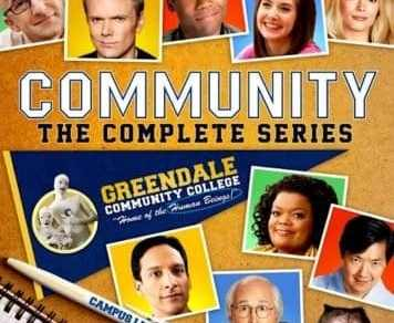 Community: The Complete Collection (2009-2015) 1