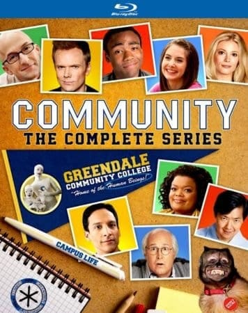 Community: The Complete Collection (2009-2015) 3