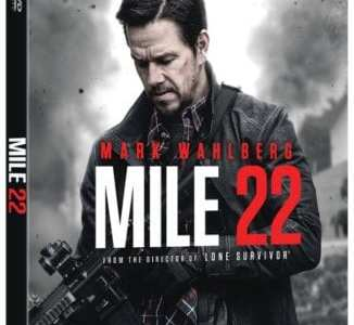 """Mark Wahlberg Stars in """"Mile 22"""", Available on Digital 10/30 and Blu-ray & DVD 11/13 15"""