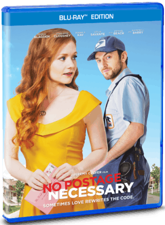 """Indie Dramedy """"No Postage Necessary"""" Arrives on Blu-ray and DVD October 2nd 3"""