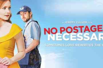 Enter to win a Blu-ray copy of No Postage Necessary! 11