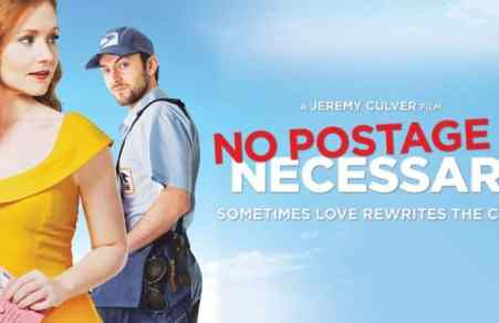 Enter to win a Blu-ray copy of No Postage Necessary! 1