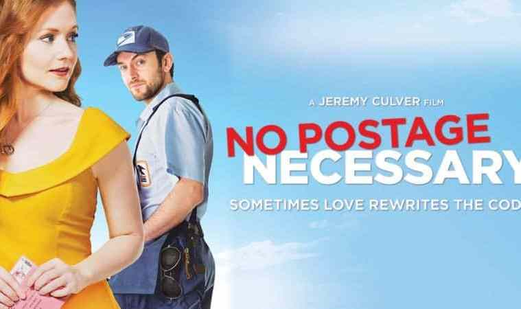 Enter to win a Blu-ray copy of No Postage Necessary! 3
