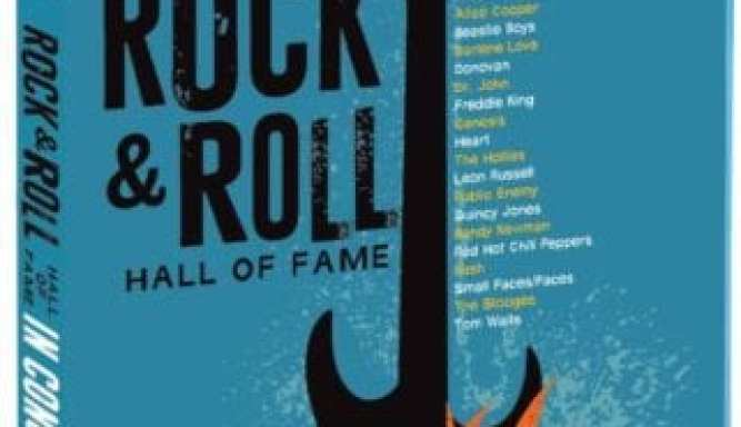 ROCK AND ROLL HALL OF FAME IN CONCERT: ENCORE 9