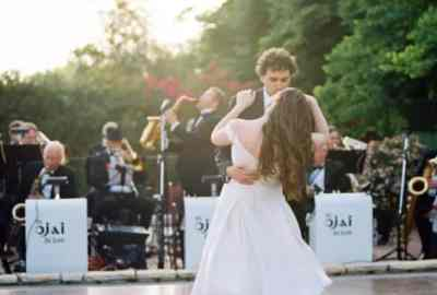 4 Tips to choosing a live band for your wedding reception 1