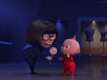 """""""Auntie Edna"""" from The Incredibles 2 48"""