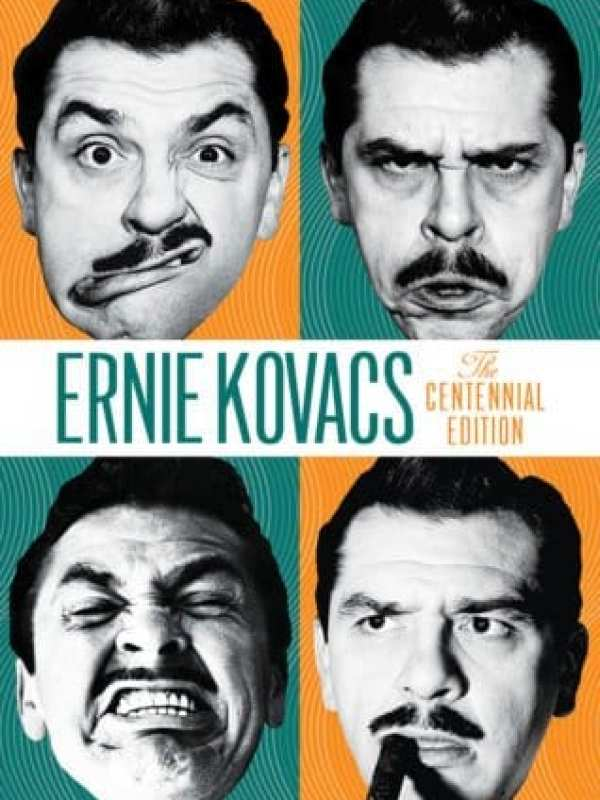 On 11/13, Join Shout! Factory to Celebrate the 100th Birthday of Television's Original Genius with ERNIE KOVACS: THE CENTENNIAL EDITION