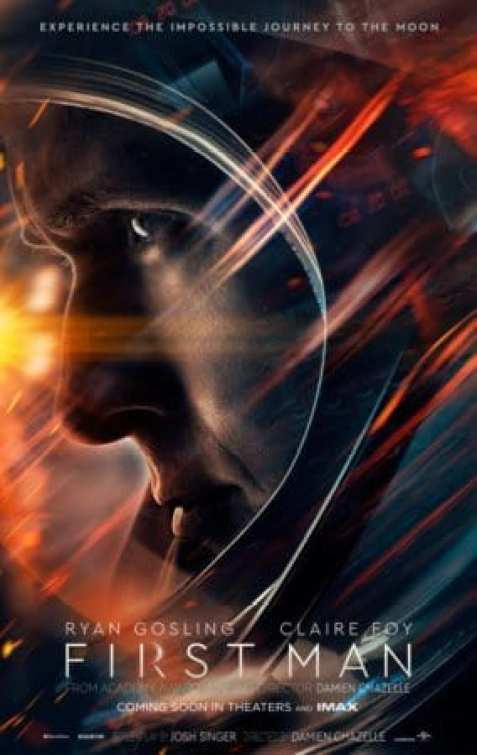 Universal Pictures & Regal Offer Free Tickets to First Man