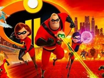 Disney Pixar's Incredibles 2 Arrives Digitally Oct. 23 and on Blu-ray Nov. 6 59