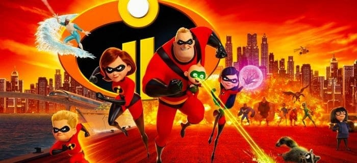 Disney Pixar's Incredibles 2 Arrives Digitally Oct. 23 and on Blu-ray Nov. 6