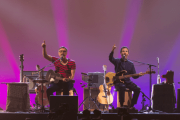FLIGHT OF THE CONCHORDS: LIVE IN LONDON Available for Digital Download 11/12 3