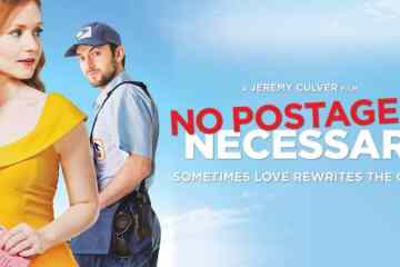 No Postage Necessary proves that Bitcoin can make romantic comedies happen. 11