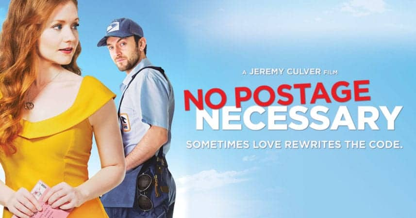 No Postage Necessary proves that Bitcoin can make romantic comedies happen. 1