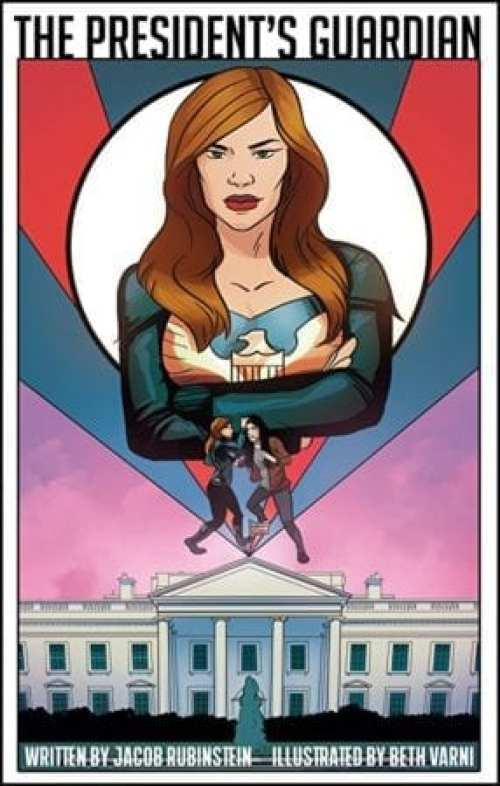 The President's Guardian #1 will be available for sale on comiXology on October 31, 2018