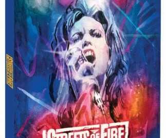 'Streets of Fire,' 'Bill & Ted's Bogus Journey' Steelbooks Out November 20 from Shout! Factory 43