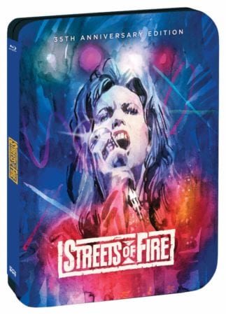 'Streets of Fire,' 'Bill & Ted's Bogus Journey' Steelbooks Out November 20 from Shout! Factory 3