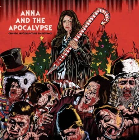 Orion Pictures' ANNA AND THE APOCALYPSE | Soundtrack Available for Pre-Order 3