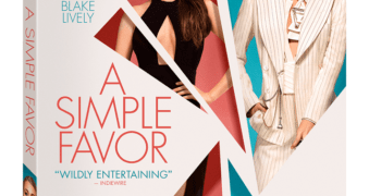 A Simple Favor arrives on Digital December 11 and on 4K Ultra HD, Blu-ray™, DVD, and On Demand 12/18 12