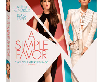 A Simple Favor arrives on Digital December 11 and on 4K Ultra HD, Blu-ray™, DVD, and On Demand 12/18 48