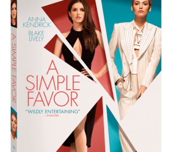 A Simple Favor arrives on Digital December 11 and on 4K Ultra HD, Blu-ray™, DVD, and On Demand 12/18 25