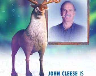 Elliott: The Littlest Reindeer debuts new characters posters! 34