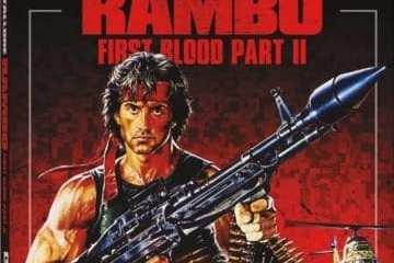 Rambo: First Blood Part II (4K Ultra HD) 3