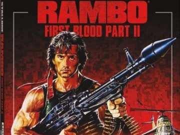 Rambo: First Blood Part II (4K Ultra HD) 39