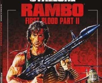 Rambo: First Blood Part II (4K Ultra HD) 8