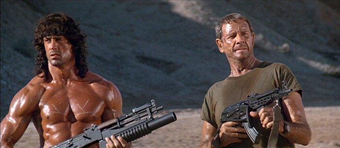 Rambo III (4K Ultra HD) 1