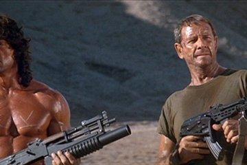 Rambo III (4K Ultra HD) 15