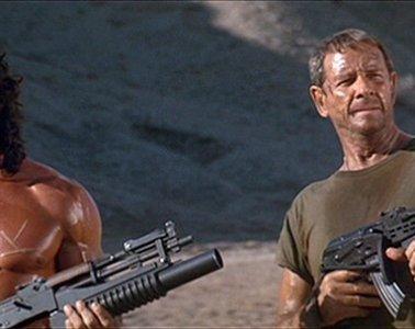 Rambo III (4K Ultra HD) 7