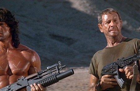 Rambo III (4K Ultra HD) 22