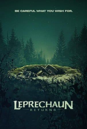 LEPRECHAUN RETURNS arrives to Digital and Video on Demand on December 11th. Check out that trailer. 1