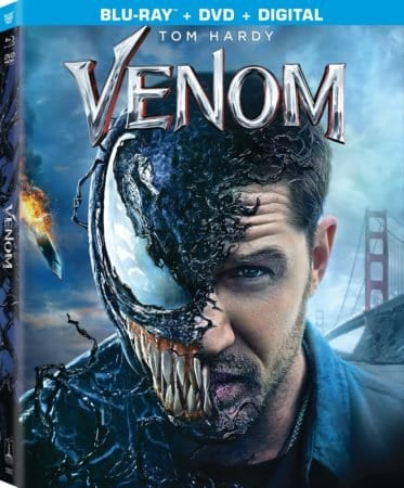 VENOM Debuts on Digital 12/11 and 4K, Blu-ray & DVD 12/18 1