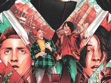 Bill & Ted's Bogus Journey: Steelbook Edition 47